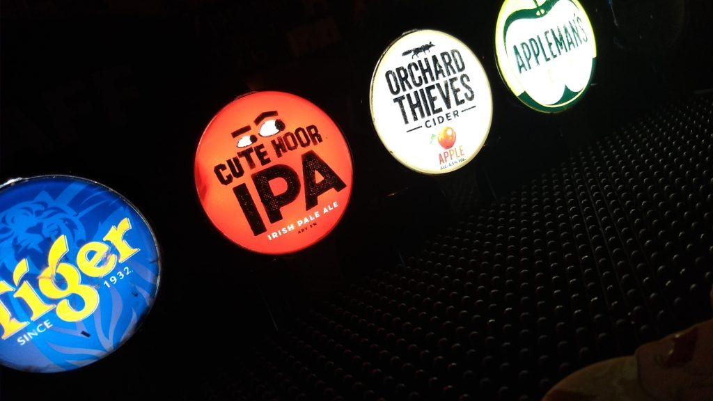 ビールメーカーロゴ